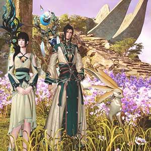 Swords of Legends Online - Männlich und weiblich