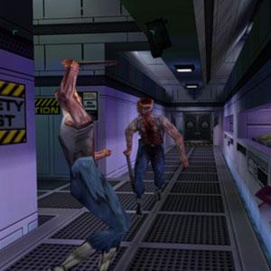 System Shock 2 Kampf