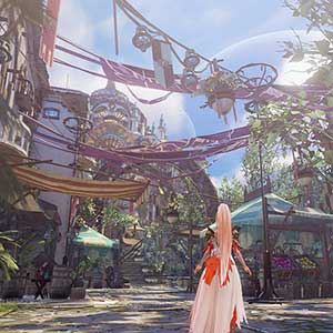 Tales of Arise Stadt