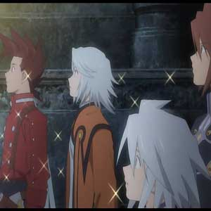 Tales of Symphonia HD Figuren