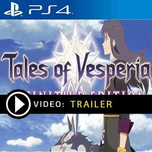 Tales of Vesperia Definitive Edition PS4 Digital Download und Box Edition