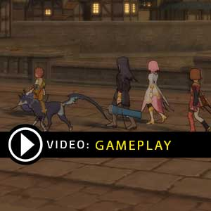Tales of Vesperia Definitive Edition Gameplay Video