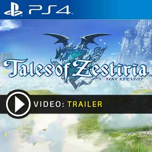 Tales Of Zestiria PS4 Digital Download und Box Edition