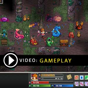 Tangledeep Legend of Shara Gameplay Video