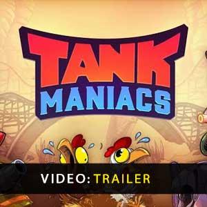 Tank Maniacs