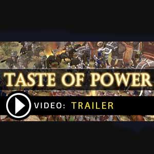Taste of Power Key kaufen Preisvergleich