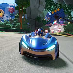 Team Sonic Racing Sonic the Hedgehog
