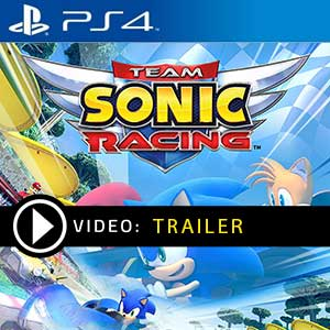 Team Sonic Racing PS4 Digital Download und Box Edition