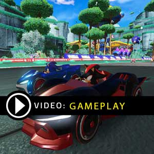Video zum Gameplay von Team Sonic Racing
