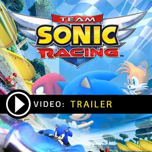 Trailer-Video zum Team Sonic Racing