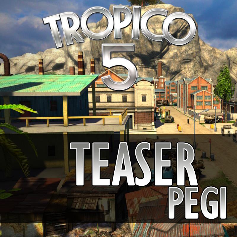 Tropico 5 Teaser PEGI