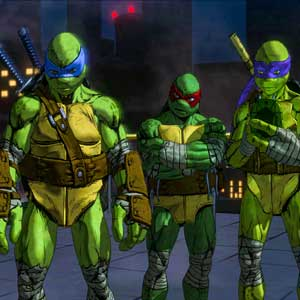 Teenage Mutant Ninja Turtles Mutants in Manhattan The - Turtle Ninjas
