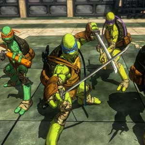 Teenage Mutant Ninja Turtles Mutants in Manhattan PS4 Gameplay