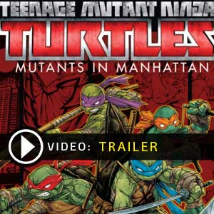 Teenage Mutant Ninja Turtles Mutants in Manhattan Key Kaufen Preisvergleich