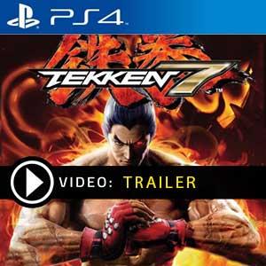 Tekken 7 PS4 Digital Download und Box Edition
