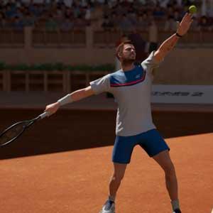 Aufschlag Tennis World Tour 2