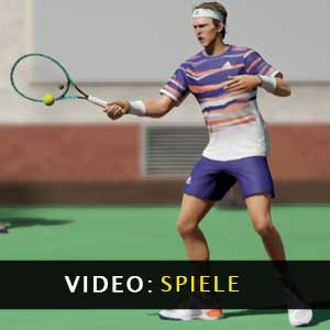 Tennis World Tour 2-Gameplay-Video