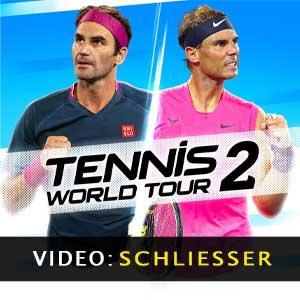 Tennis World Tour 2 Trailer-Video