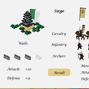 Tenshu General Armee Profil
