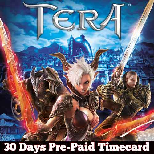 Kaufen Gamecard Tera 30 Tage CD Key Preisvergleich