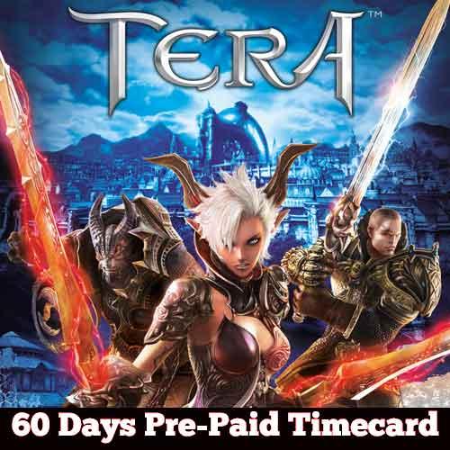 Kaufen Gamecard Tera 60 Tage CD Key Preisvergleich