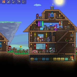 Terraria Gameplay