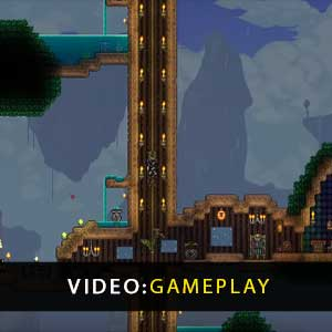 Terraria-Gameplay-Video