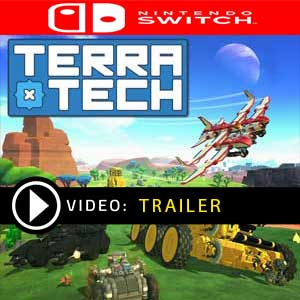 TerraTech Nintendo Switch Digital Download und Box Edition