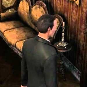 Sherlock Holmes Testament - Untersuchen