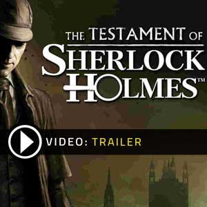 Sherlock Holmes Das Testament