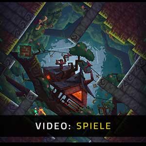 Tetragon Gameplay Video