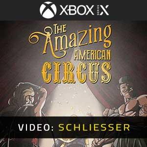 The Amazing American Circus Xbox Series Video Trailer
