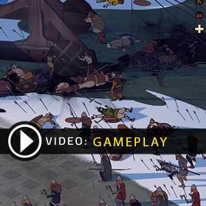 Banner Saga 3 Gameplay Video