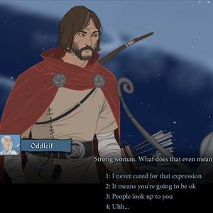Das Gameplay der Banner-Saga