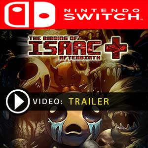 The Binding of Isaac Afterbirth Plus Nintendo Switch Digital Download und Box Edition