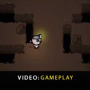 The Binding of Isaac Rebirth Gameplay Video