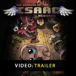 Buy The Binding of Isaac Rebirth CD Key Compare Prices