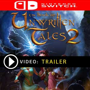 The Book of Unwritten Tales 2 Nintendo Switch Digital Download und Box Edition