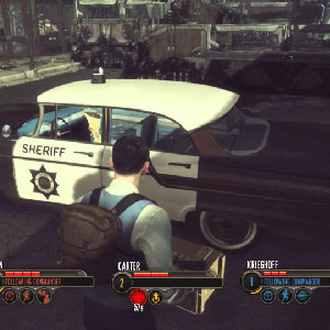 The Bureau XCOM Declassified Gameplay Image