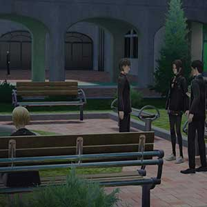 The Caligula Effect 2 - Park