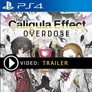 The Caligula Effect Overdose PS4 Digital Download und Box Edition