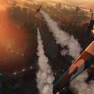 Die schnellsten aerobatic Flugzeug
