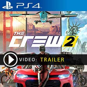 The Crew 2 PS4 Digital Download und Box Edition