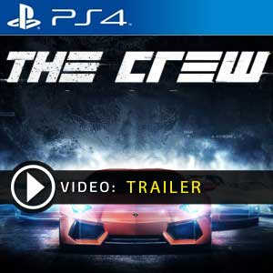 The Crew PS4 Digital Download und Box Edition