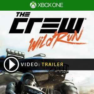 The Crew Wild Run Xbox one Digital Download und Box Edition