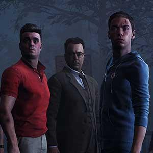 Gruppe der Überlebenden