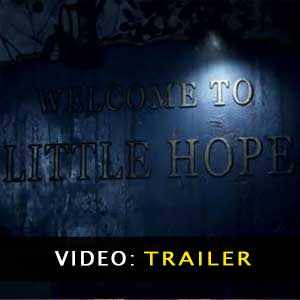 The Dark Pictures Little Hope trailer video