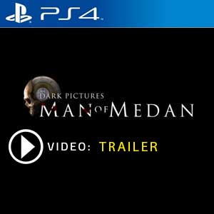 The Dark Pictures Man of Medan PS4 Digital Download und Box Edition