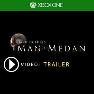 The Dark Pictures Man of Medan Xbox One Digital Download und Box Edition