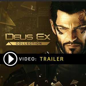 The Deus Ex Collection Key kaufen Preisvergleich